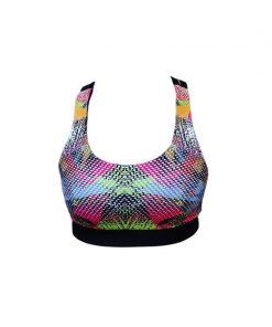 Sporttop Gekleurd - Mfit Sportswear Confetti-2