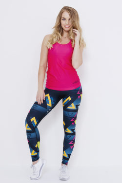 Tanktop Roze - Mfit Sportswear Pink