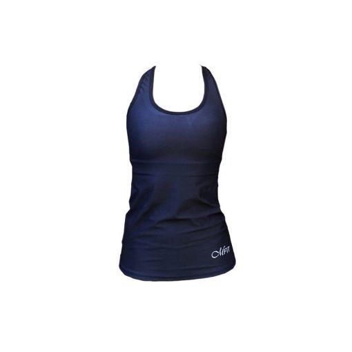Tanktop Zwart - Mfit Sportswear Black-2