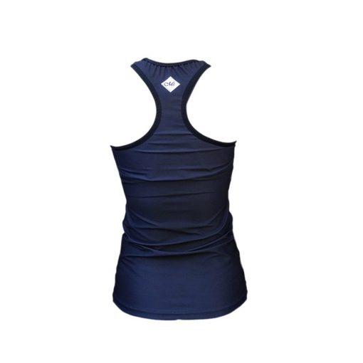 Tanktop Zwart - Mfit Sportswear Black-3