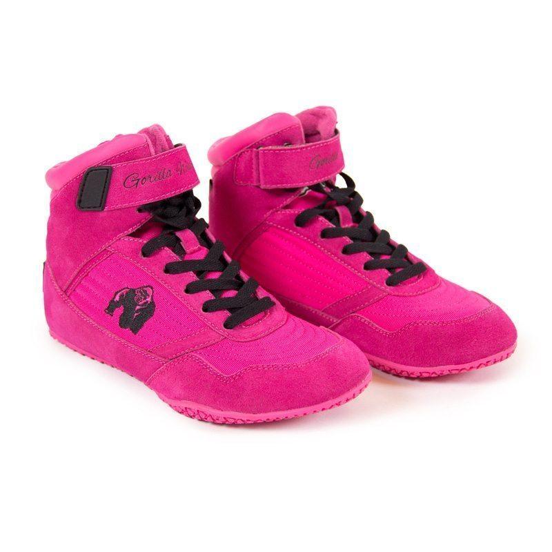 sportschoenen roze gorilla wear high tops