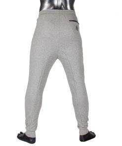 gorilla wear alabama drop crotch joggers grijs-3