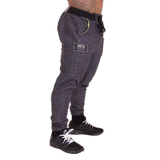 gorilla wear jacksonville joggers grijs-2