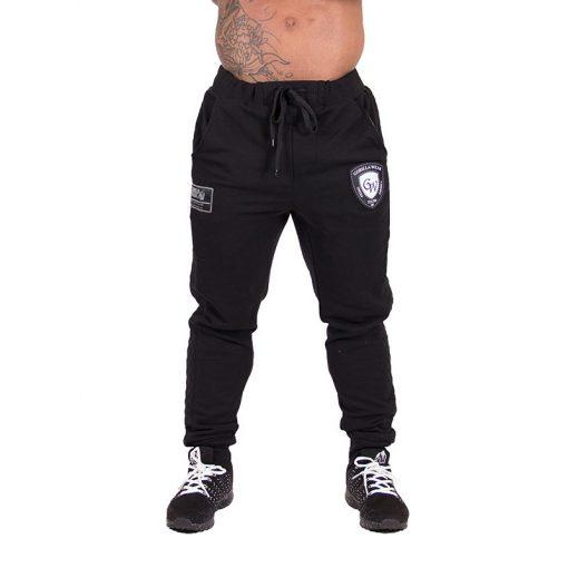 gorilla wear jacksonville joggers zwart-1
