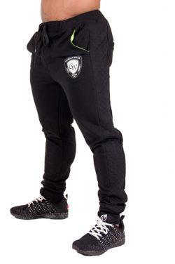 gorilla wear jacksonville joggers zwart-2