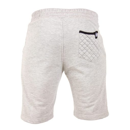 gorilla wear los angeles shorts grijs-2