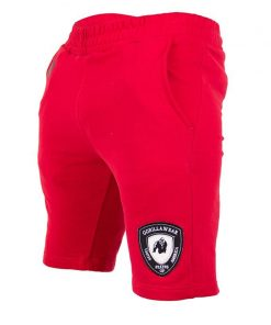 gorilla wear los angeles shorts rood-1