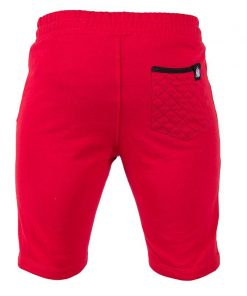gorilla wear los angeles shorts rood-2