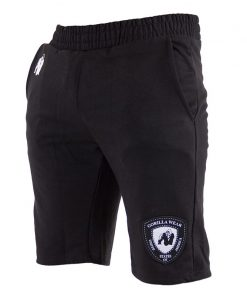 gorilla wear los angeles shorts zwart-1