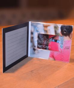 Giftcard vrouwen binnenkant