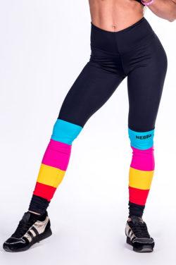 Fitness Leggings Regenboog - Nebbia Leggings 278-1