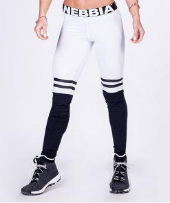 Fitness Leggings Sox Wit - Nebbia Leggings 286-1