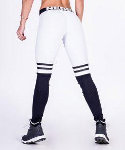 Fitness Leggings Sox Wit - Nebbia Leggings 286-2