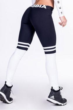 Fitness Leggings Sox Zwart - Nebbia Leggings 286-2