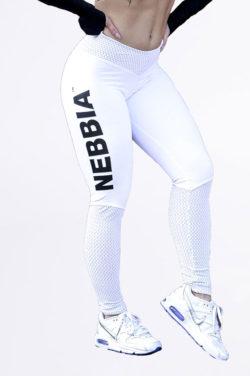 Fitness Leggings Wit - Nebbia Leggings 280-1