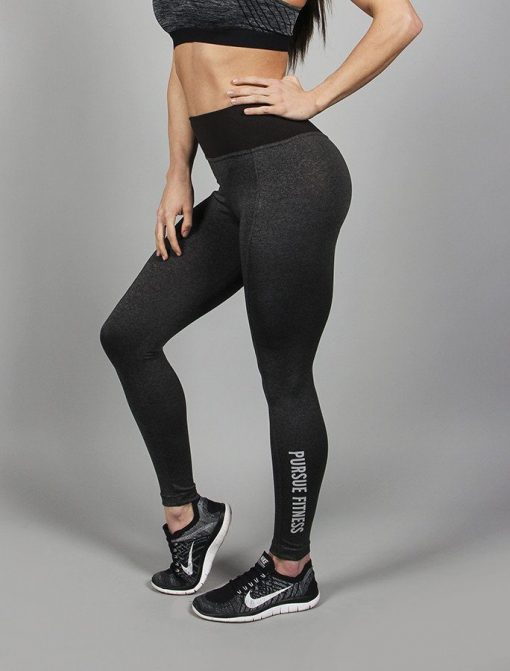 Fitness Legging Essential Grain - Pursue Fitness-1