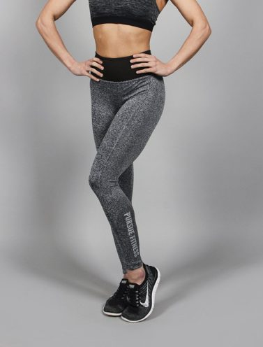 Fitness Legging Essential Heather - Pursue Fitness-1