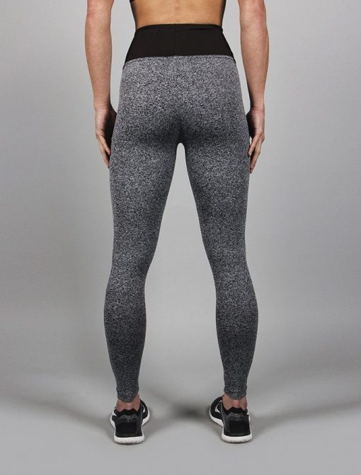 Fitness Legging Essential Heather - Pursue Fitness-4