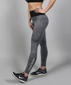 Fitness Legging Essential Heather - Pursue Fitness-5