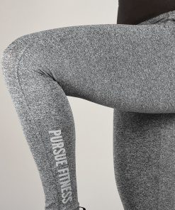 Fitness Legging Essential Heather - Pursue Fitness-6