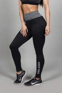 Fitness Legging Essential Zwart - Pursue Fitness-1
