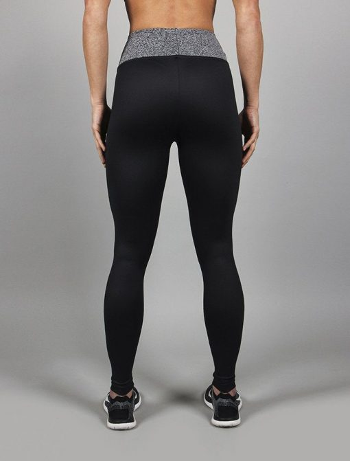Fitness Legging Essential Zwart - Pursue Fitness-3