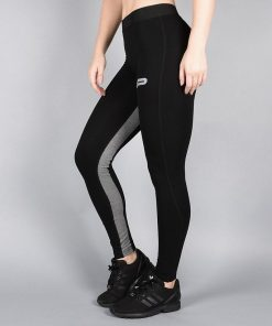 Fitness Legging Pro Fit Zwart Grijs - Pursue Fitness-1