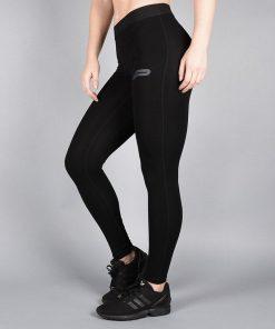 Fitness Legging Pro Fit Zwart - Pursue Fitness-1