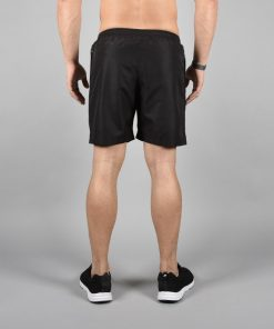 Fitness Shorts Elevate Zwart-Wit - Pursue Fitness-3