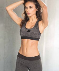 Fitness Sporttop Zwart - Pursue Fitness-2
