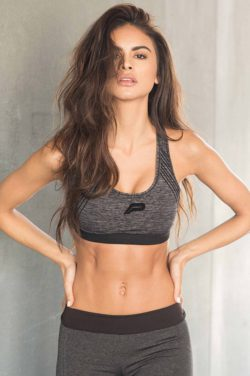 Fitness Sporttop Zwart - Pursue Fitness-3