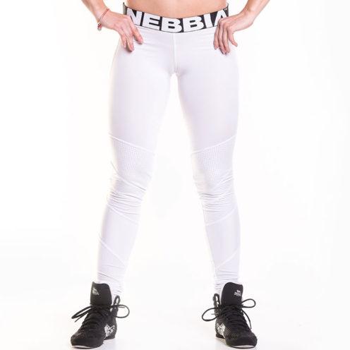 Fitness Leggings Network Wit - Nebbia Leggings 284-1
