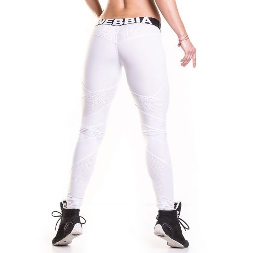 Fitness Leggings Network Wit - Nebbia Leggings 284-2