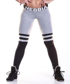 Fitness Leggings Sox Grijs - Nebbia Leggings 286-1