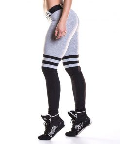 Fitness Leggings Sox Grijs - Nebbia Leggings 286-3
