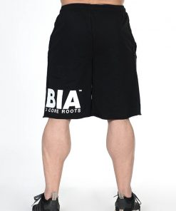 Fitness Shorts Zwart Nebbia Shorts 343 achterkant