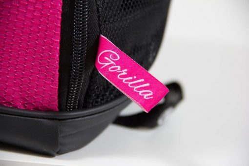 bodybuilding-tas-roze-zwart-gorilla-wear-santa-rosa-gym-bag-detail-6