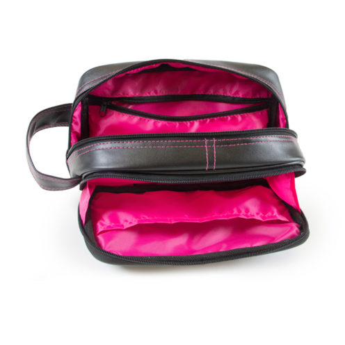 bodybuilding-toilettas-zwart-roze-gorilla-wear-toiletry-bag-binnenkant-2