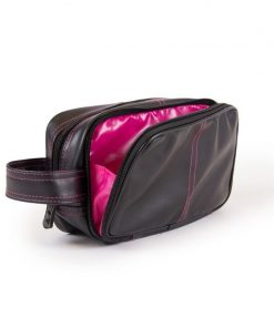 bodybuilding-toilettas-zwart-roze-gorilla-wear-toiletry-bag-binnenkant