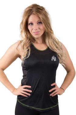 dames-tank-top-zwart-groen-gorilla-wear-marianna-voor-3