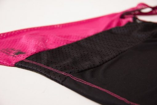 dames-tank-top-zwart-roze-gorilla-wear-marianna-detail-2