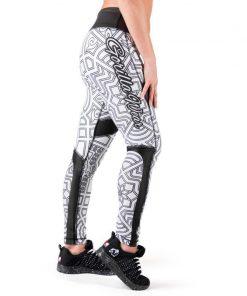 fitness-legging-zwart-wit-gorilla-wear-pueblo-zijkant-1