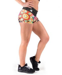 fitness-short-multicolor-mix-gorilla-wear-venice-voor-1