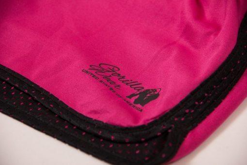 fitness-short-zwart-roze-gorilla-wear-madison-reversible-r-detail-2