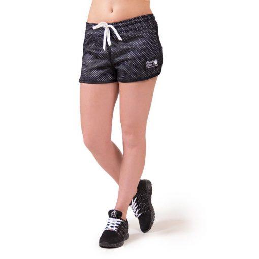 fitness-short-zwart-wit-gorilla-wear-madison-reversible-voor-5