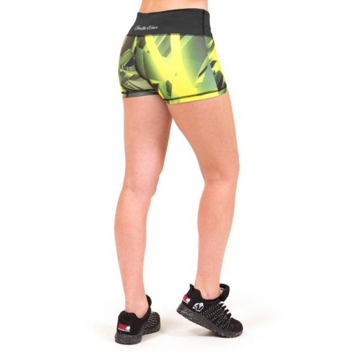 fitness-shorts-geel-gorilla-wear-reno-hotpants-achterkant-1