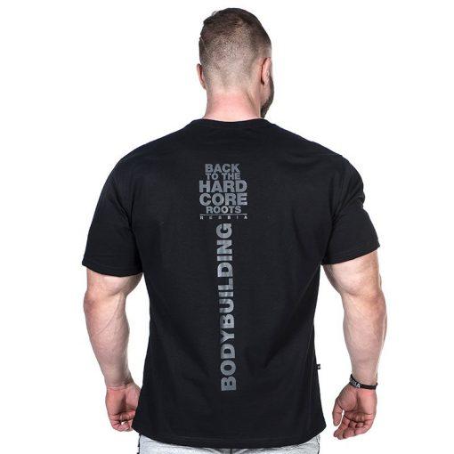 odybuilding T-Shirt Zwart - Nebbia Hard Core T-Shirt 391-2