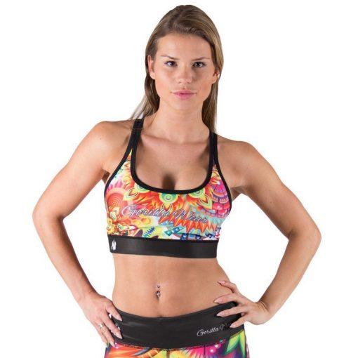 sport-bh-multicolor-mix-gorilla-wear-venice-voor-1