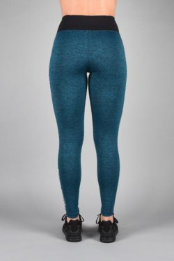 Fitness Legging Essential Blauw - Pursue Fitness-2