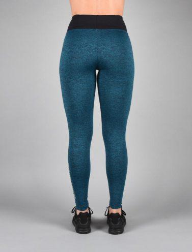 Fitness Legging Essential Blauw - Pursue Fitness-2